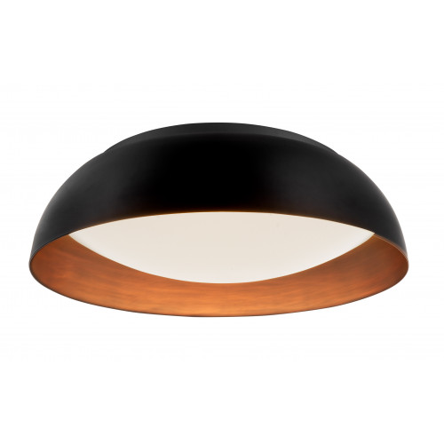 Pendant Light Landon D 60 cm H 17 cm | Black