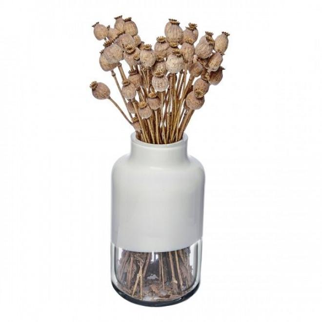Magnolia Vase 180/320 mm | White Top