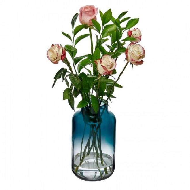 Magnolia Vase 180/320 mm | Blue Top