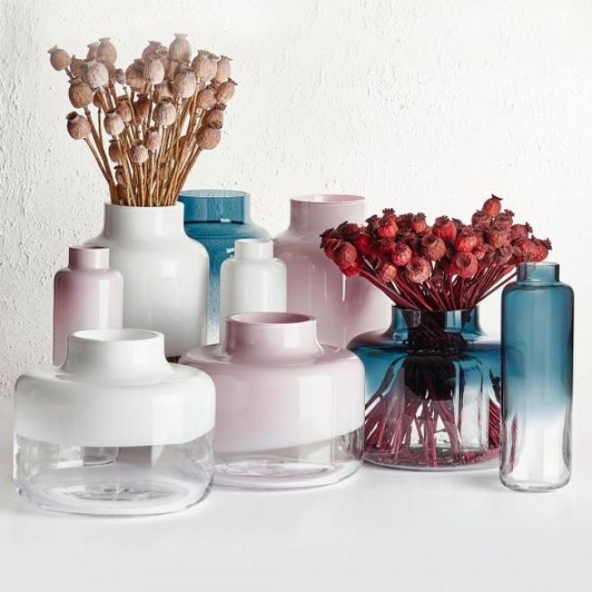 Magnolia Vase 88/280 mm | Pink Top