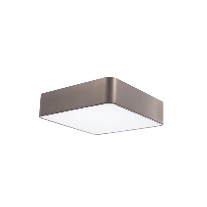 Deckenleuchte Ragu | Bronze-36 x 36 cm