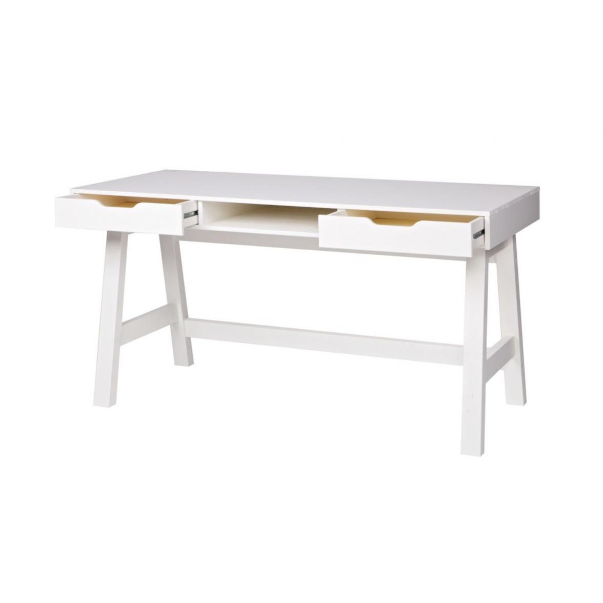 Nikki Desk | White