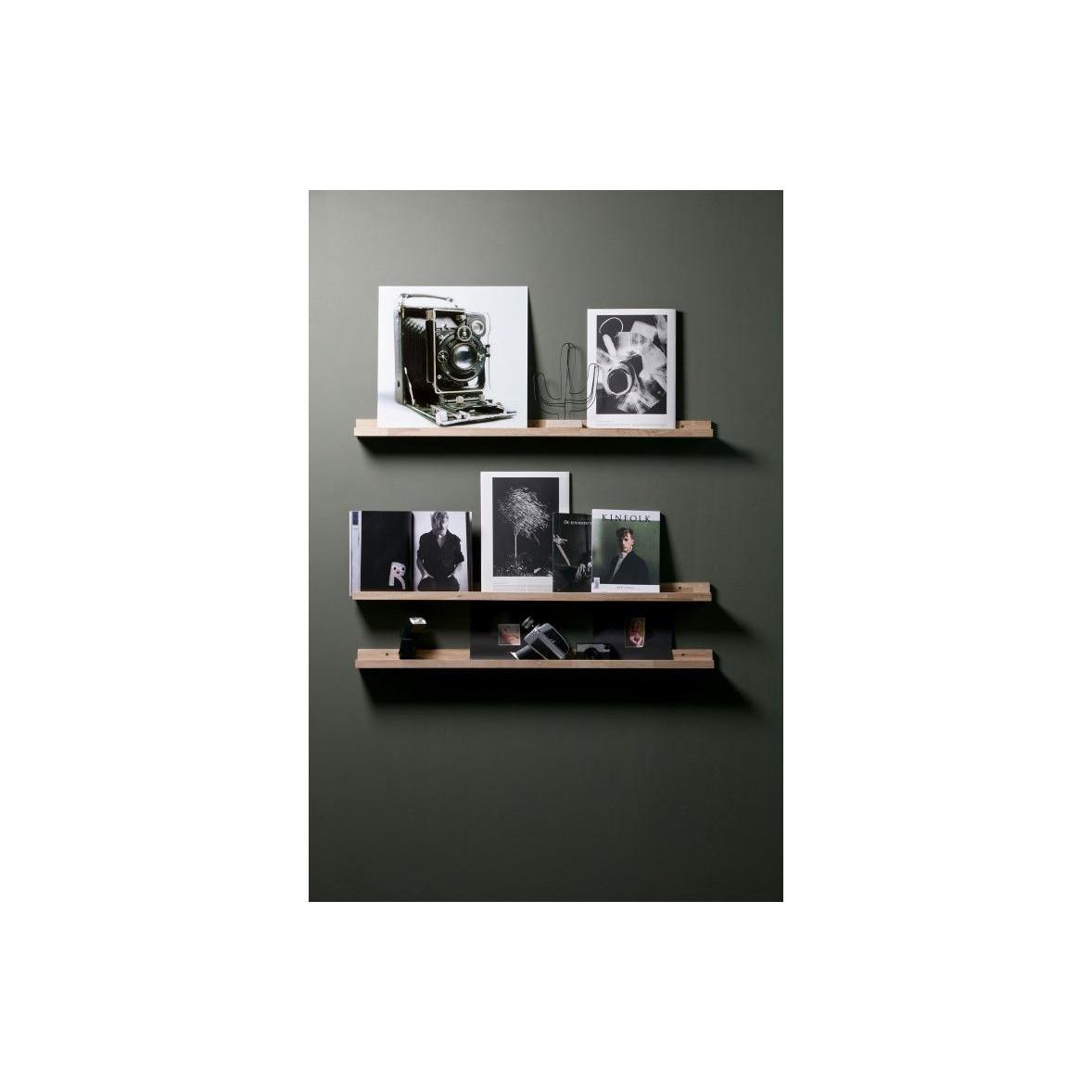 Photoframe Shelf Studio | Oak