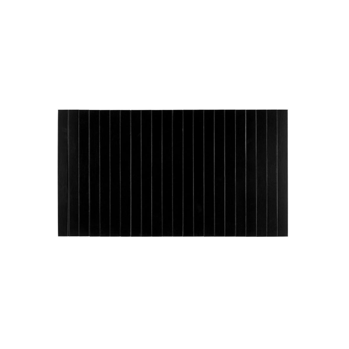 Flexible Wooden Tray Medium | Black