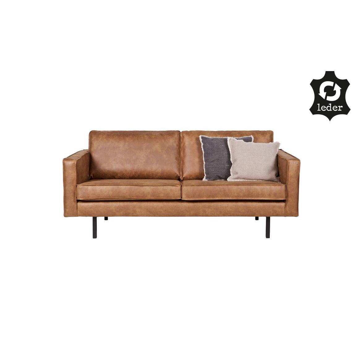 2,5-Sitzer-Sofa Rodeoa | Cognac