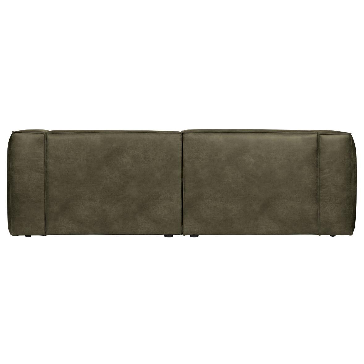 3.5 Seater Sofa Bean   Army
