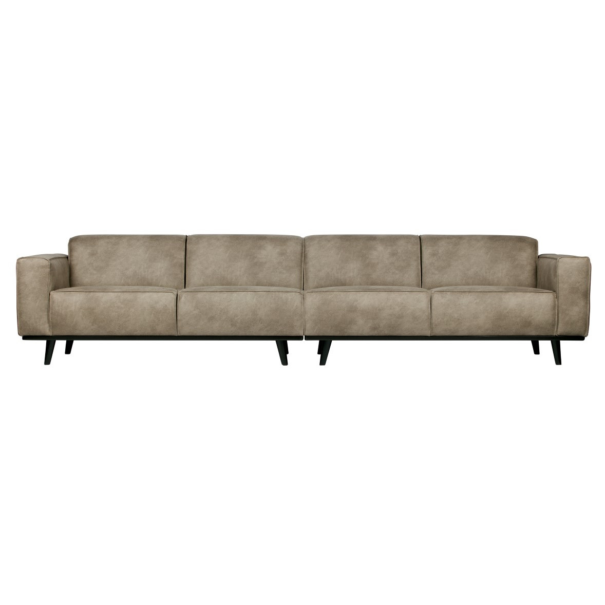 4er-Sofa Statement | Grau