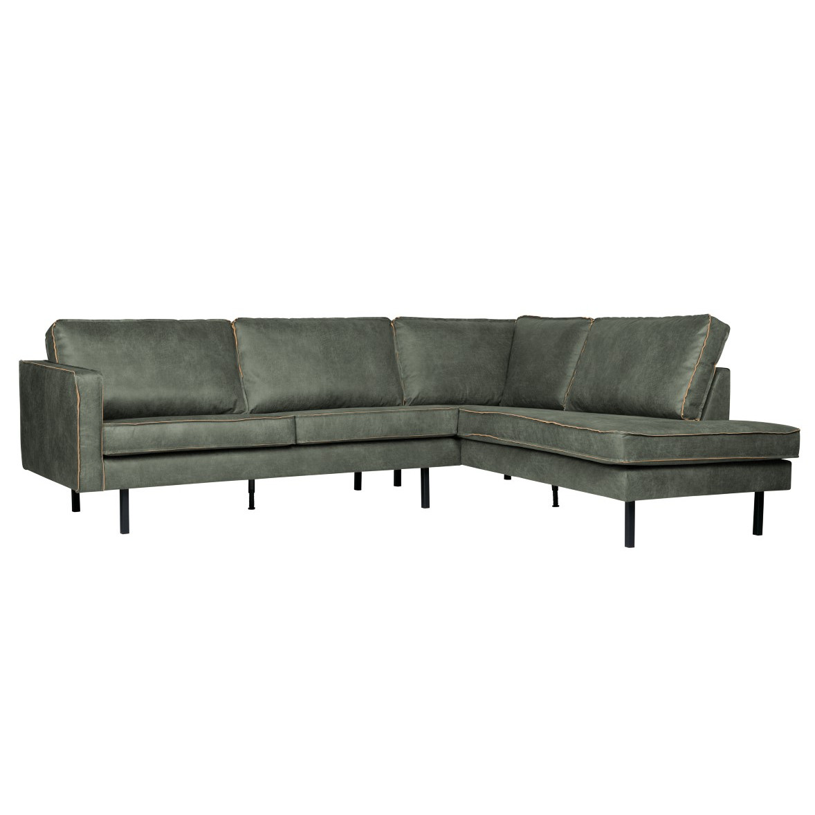 Right Corner Sofa Rodeo | Army Green