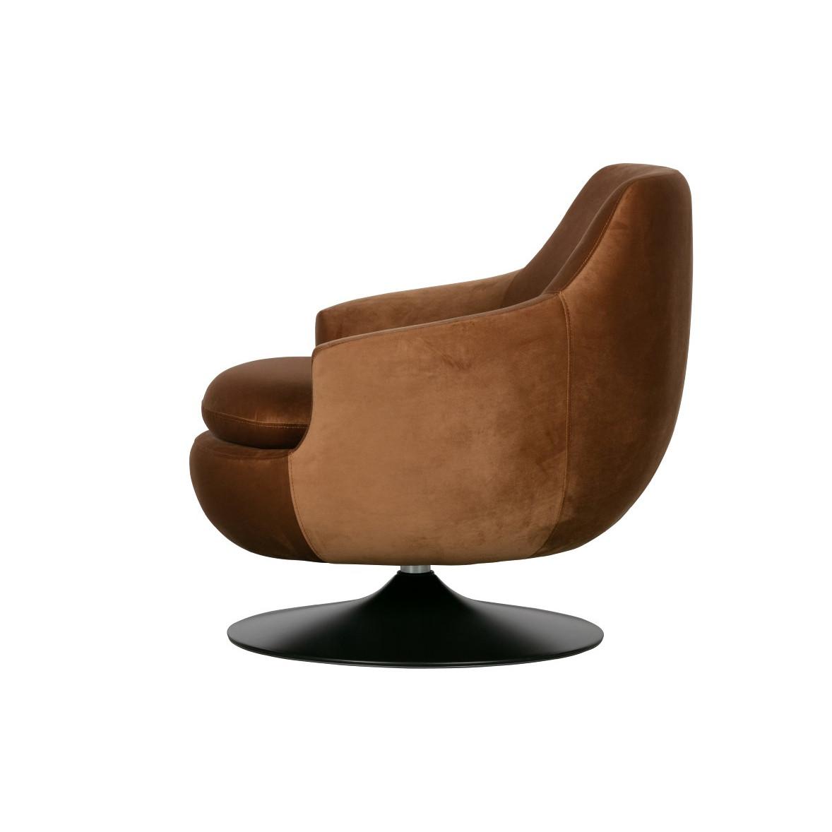 Swivel Chair Jada | Brown
