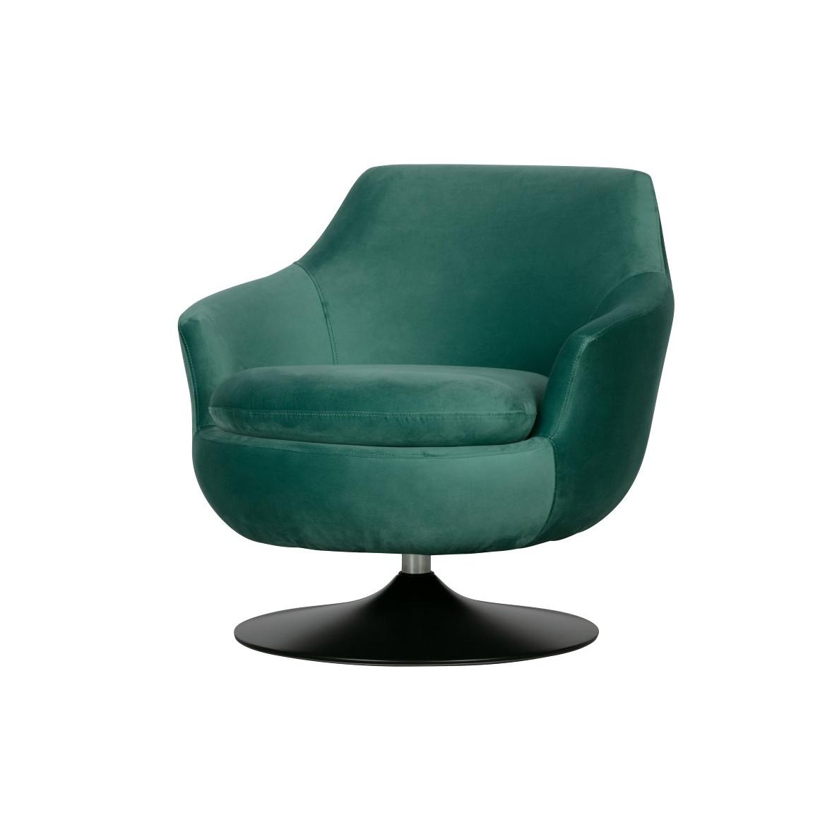 Swivel Chair Jada | Teal