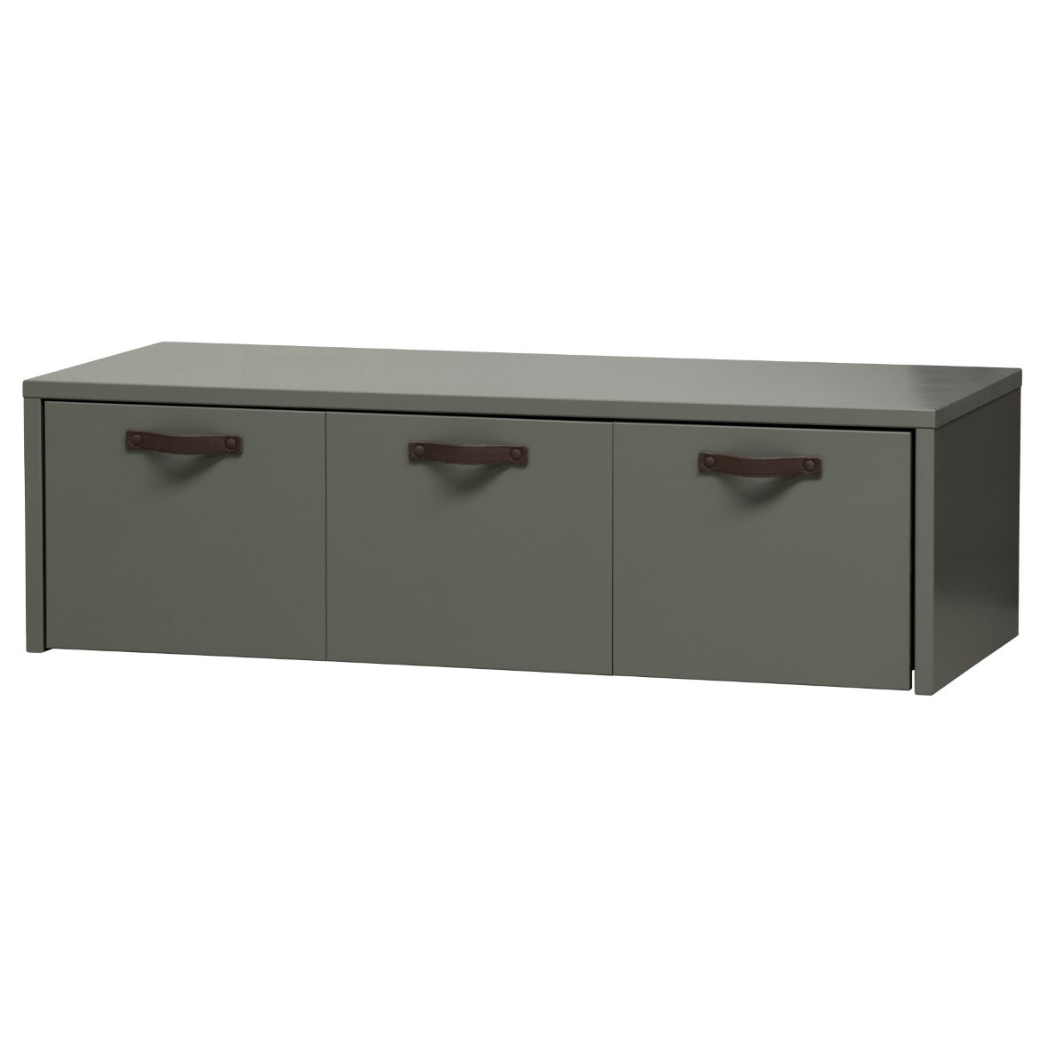 Bench with Storage Room