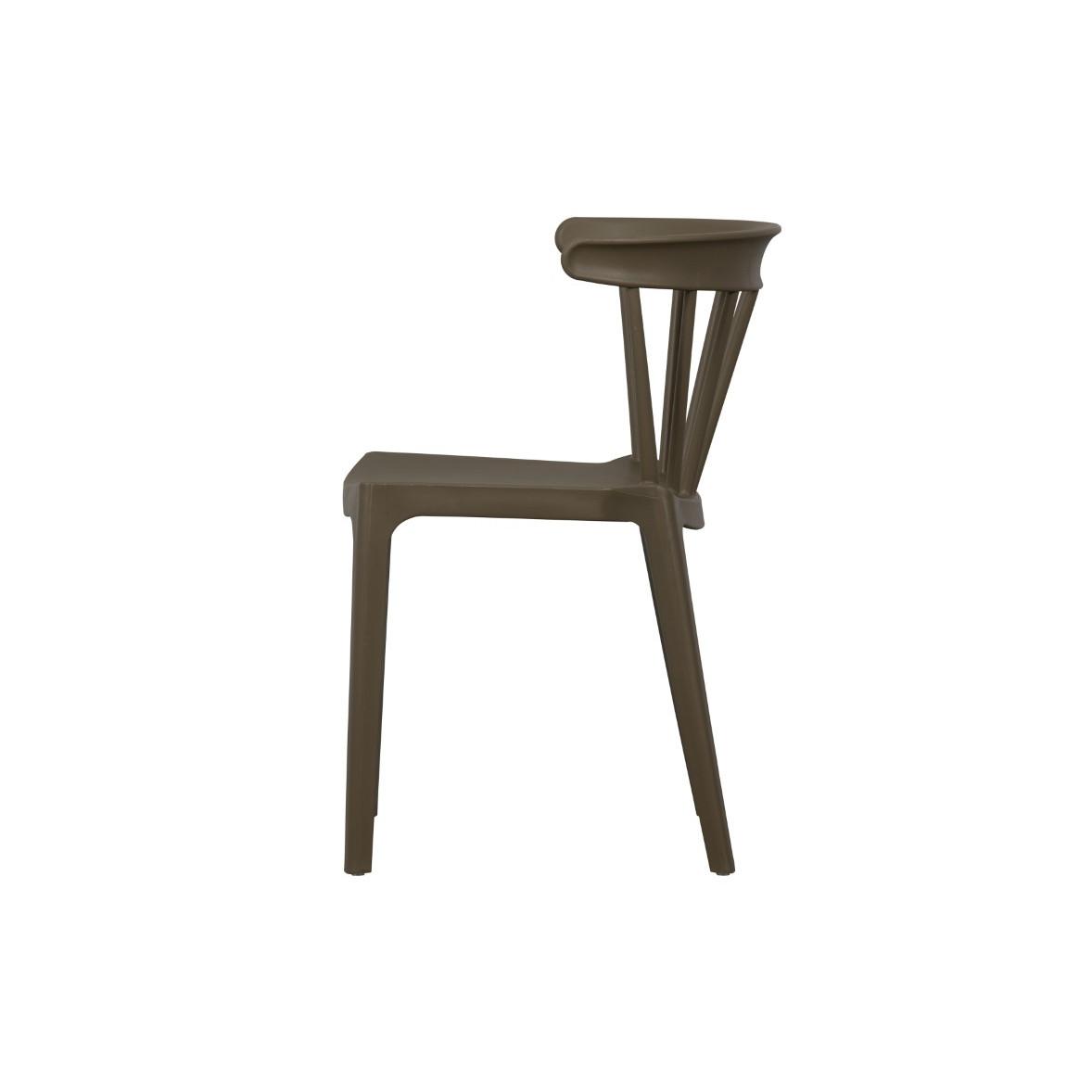 Outdoor-Stuhl Bliss   Dschungelgrün