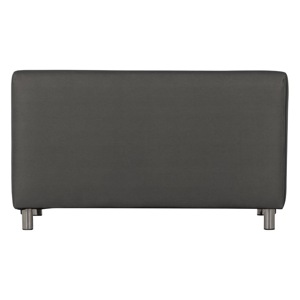 Outdoor 2 Seater Hollandia | Grey