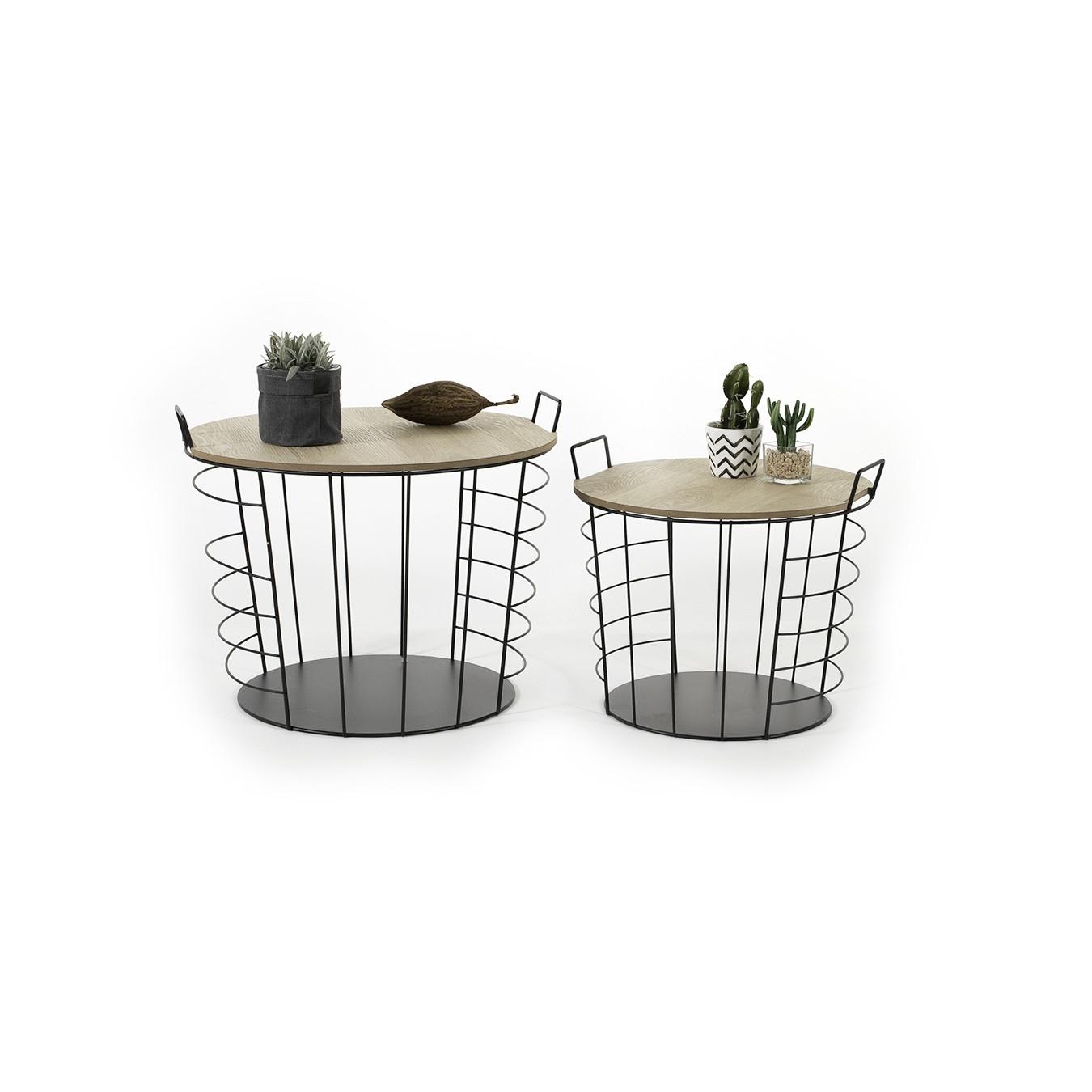 Side Tables Lennart Set of 2