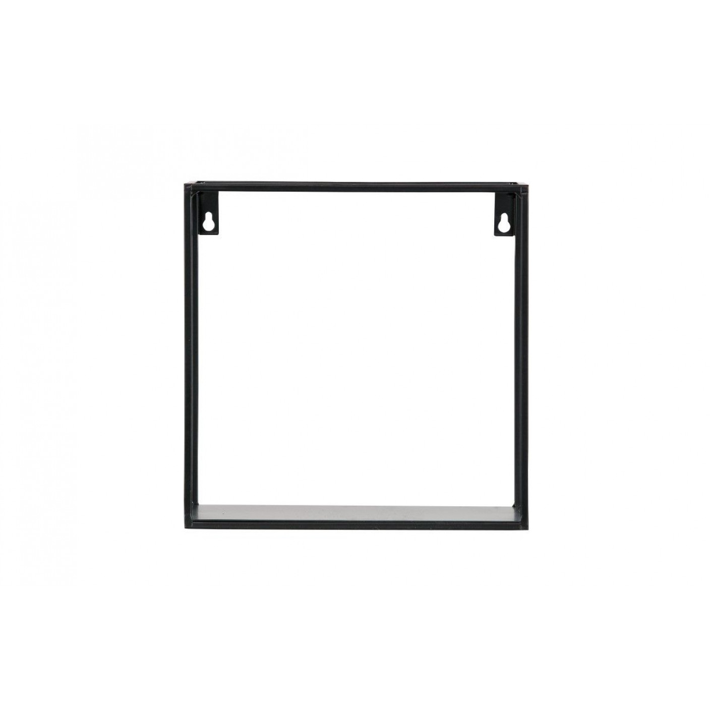 Set of 2 Wall Shelves Meert | Small Square