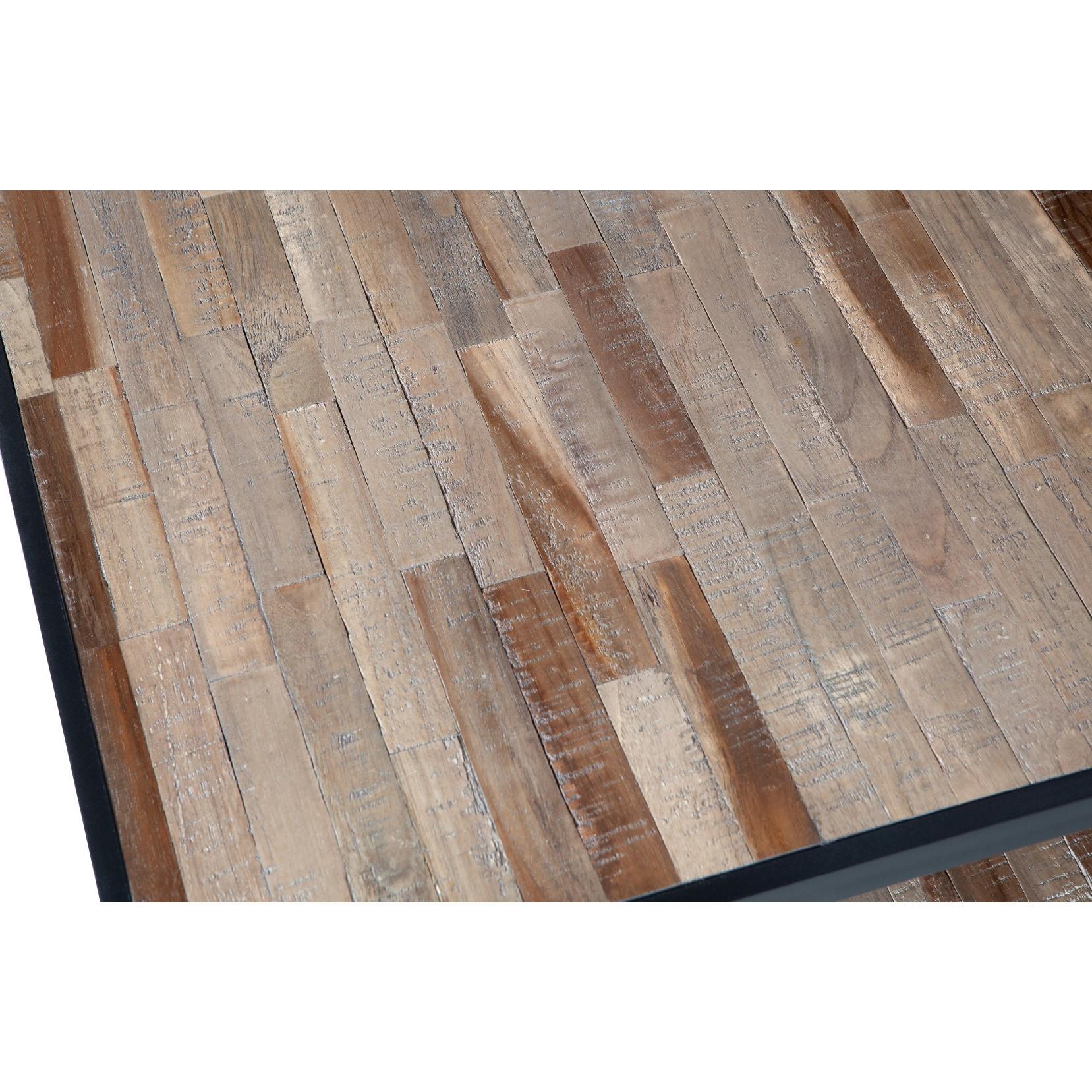 Coffee Table Vic Wood/Metal