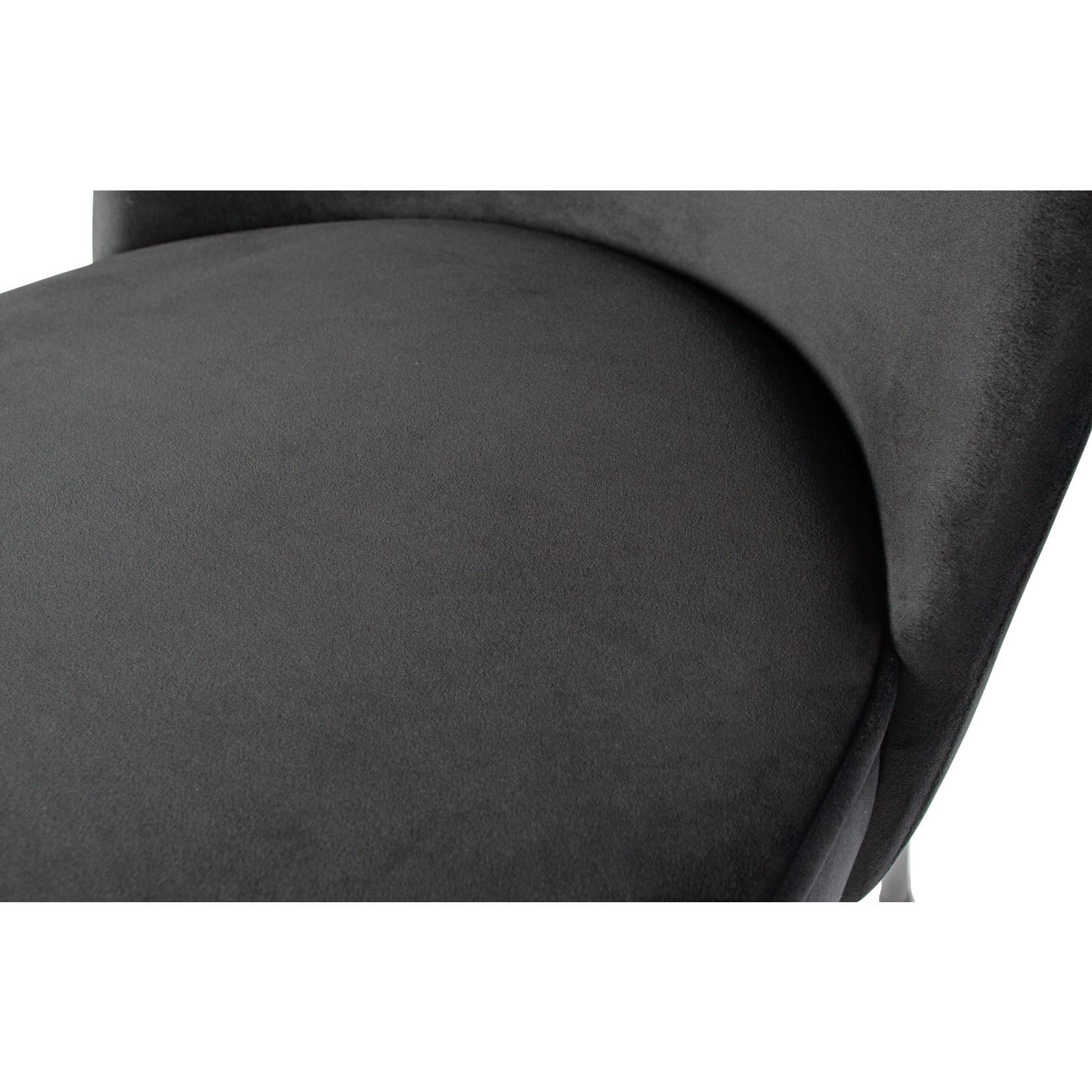Chair Vogue | Velvet Black