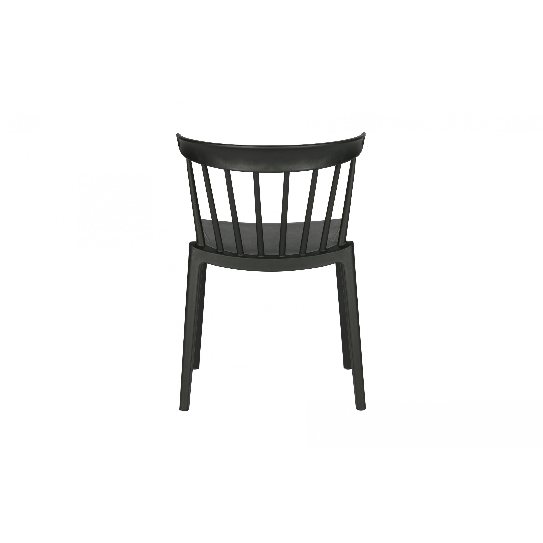 Outdoor-Stuhl Bliss | Schwarz