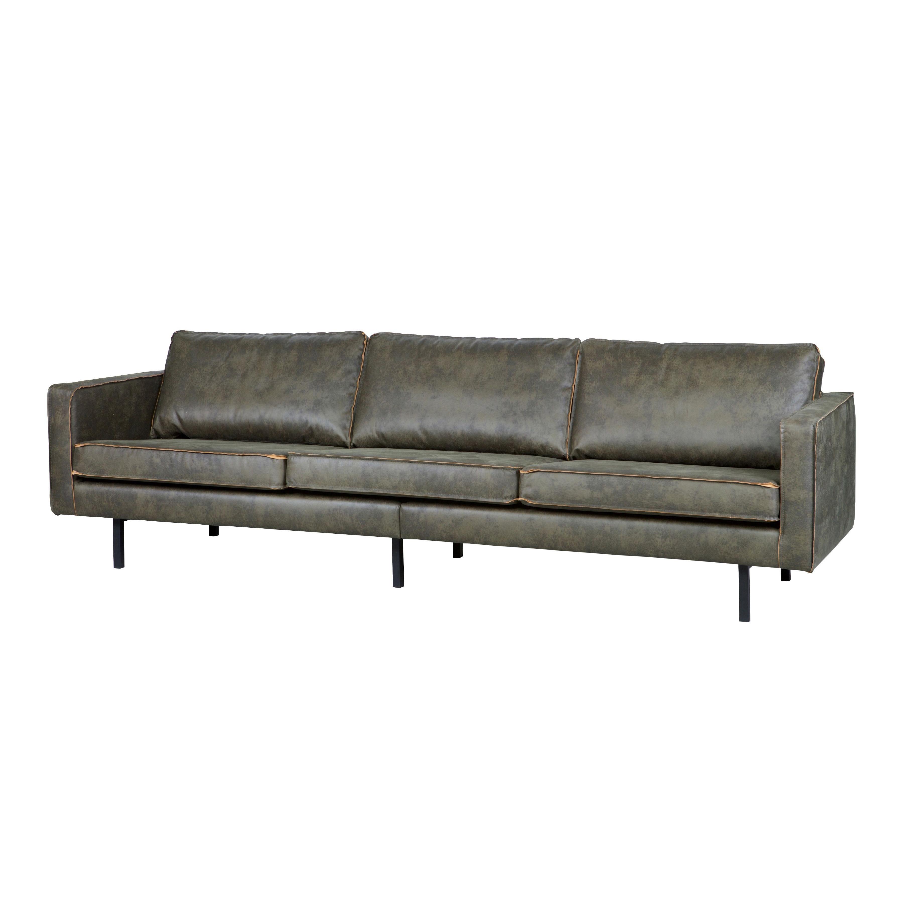 3-Sitzer-Sofa Rodeo | Grün