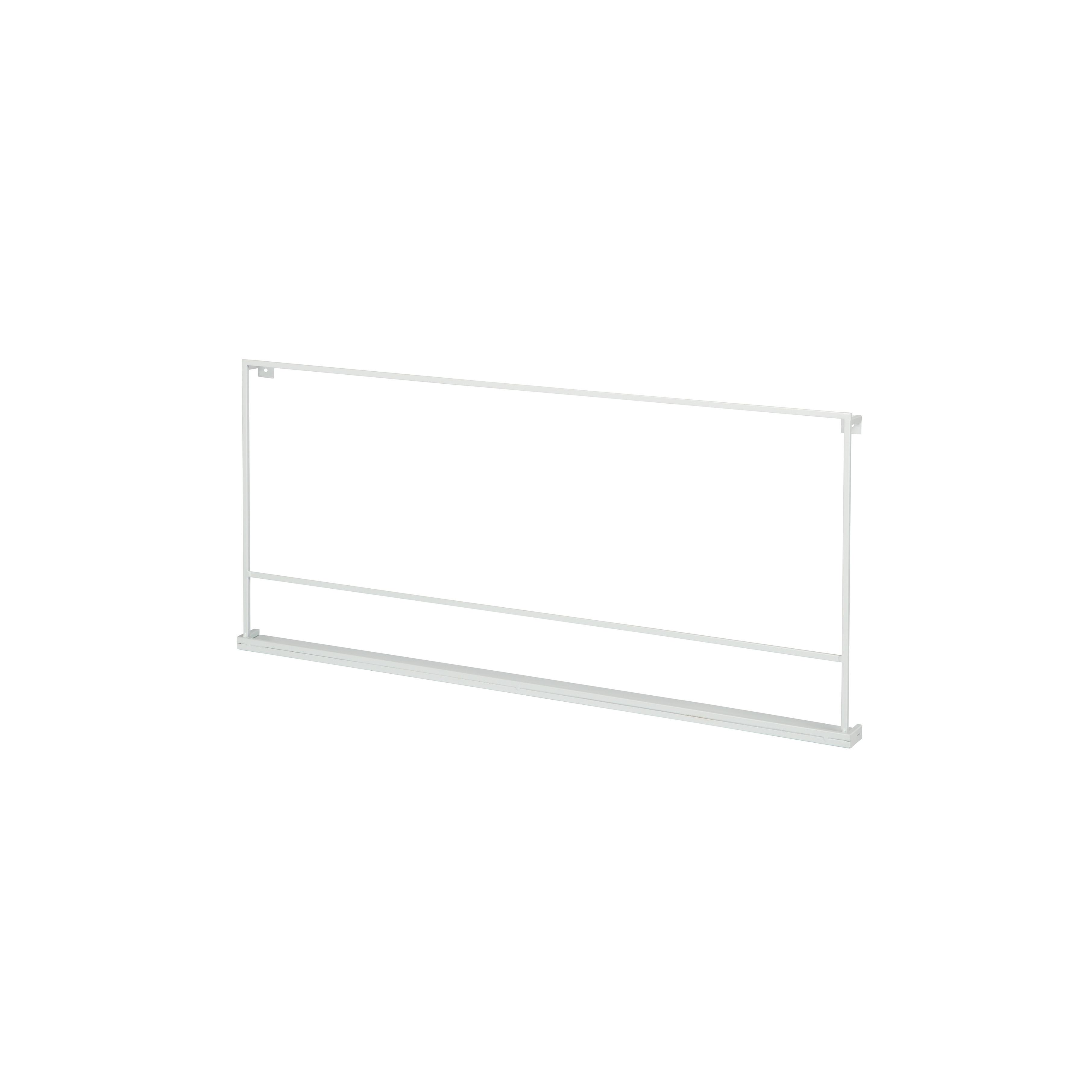 Plate Rack | White