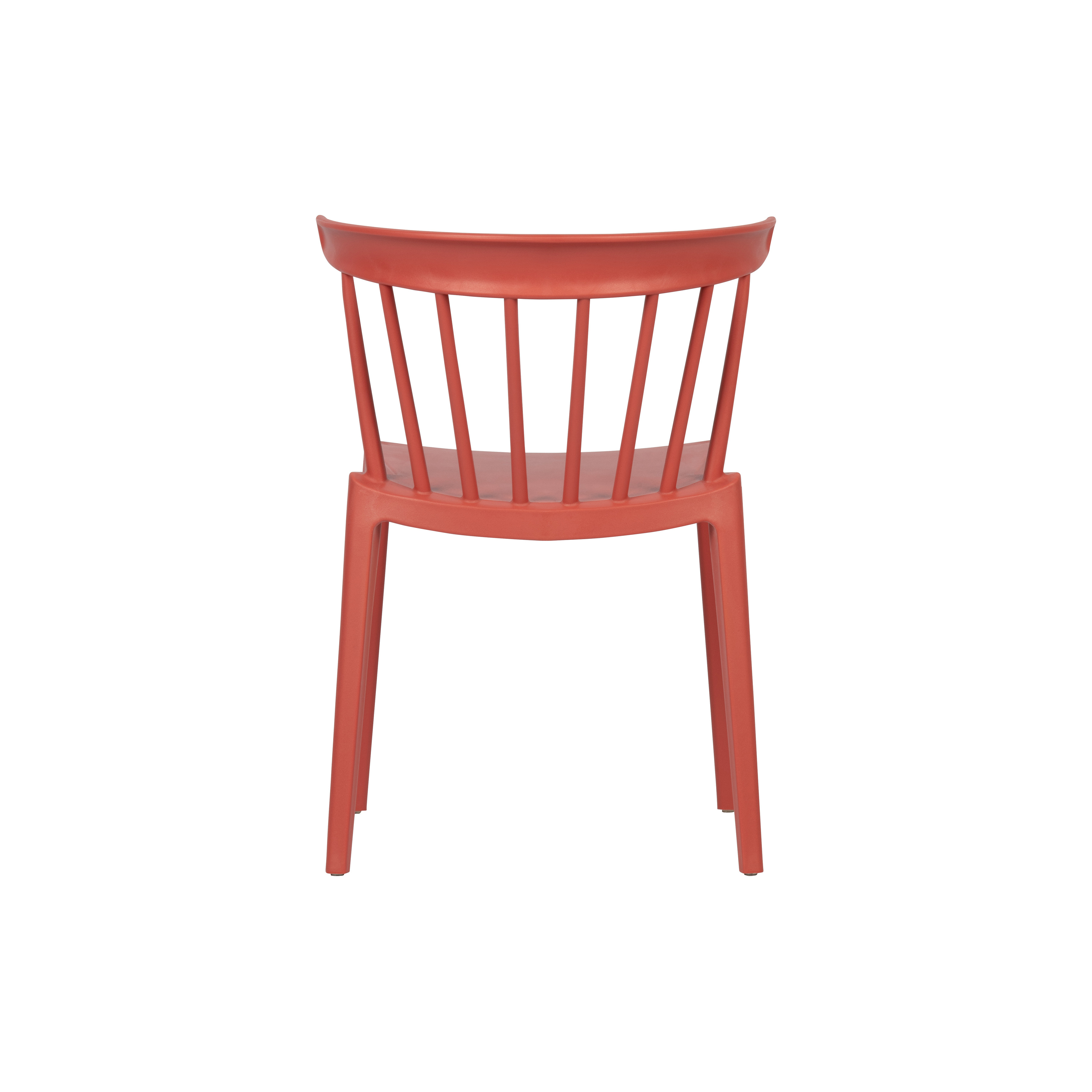 Outdoor-Stuhl Bliss | Rot