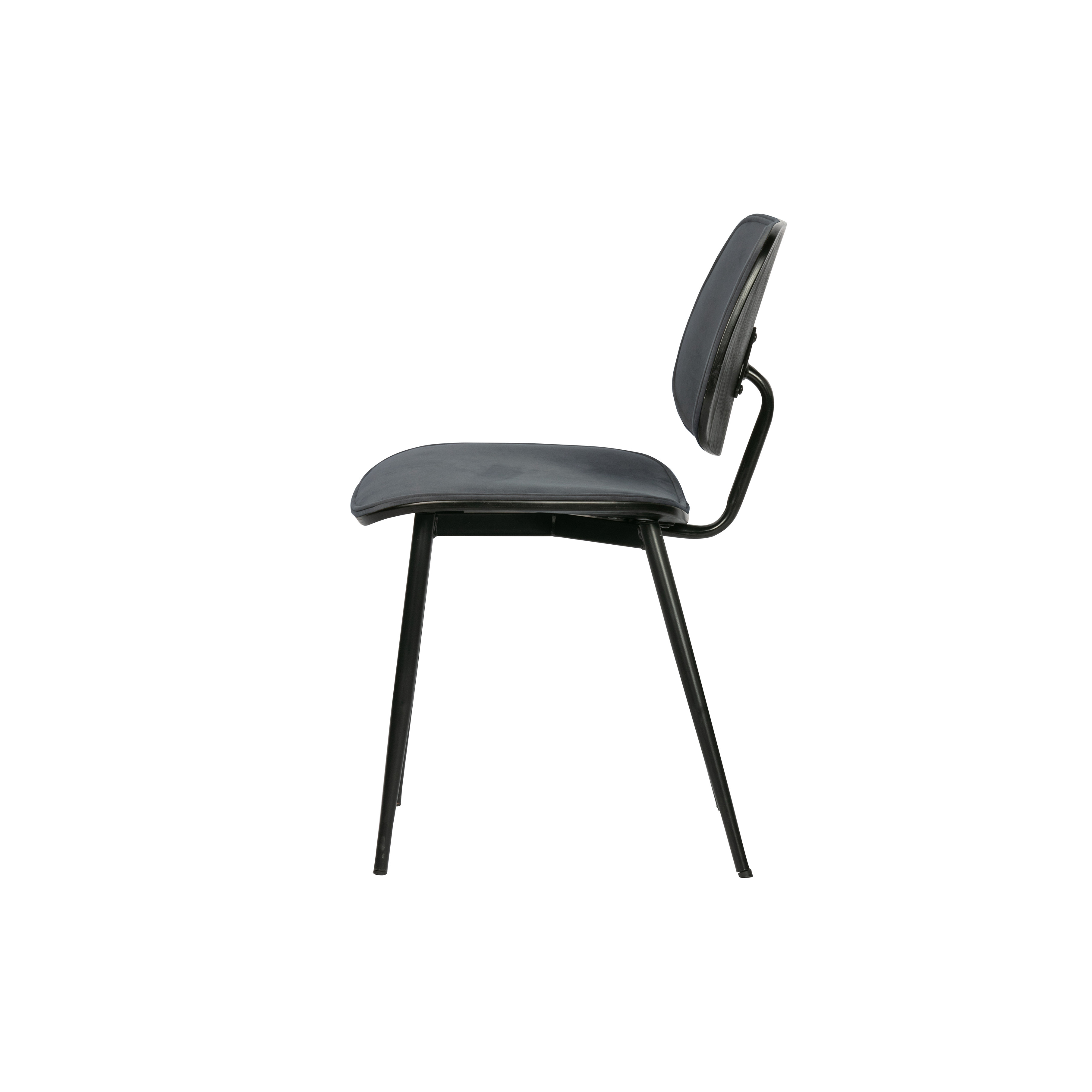 Dining Chair Jackie   Grey