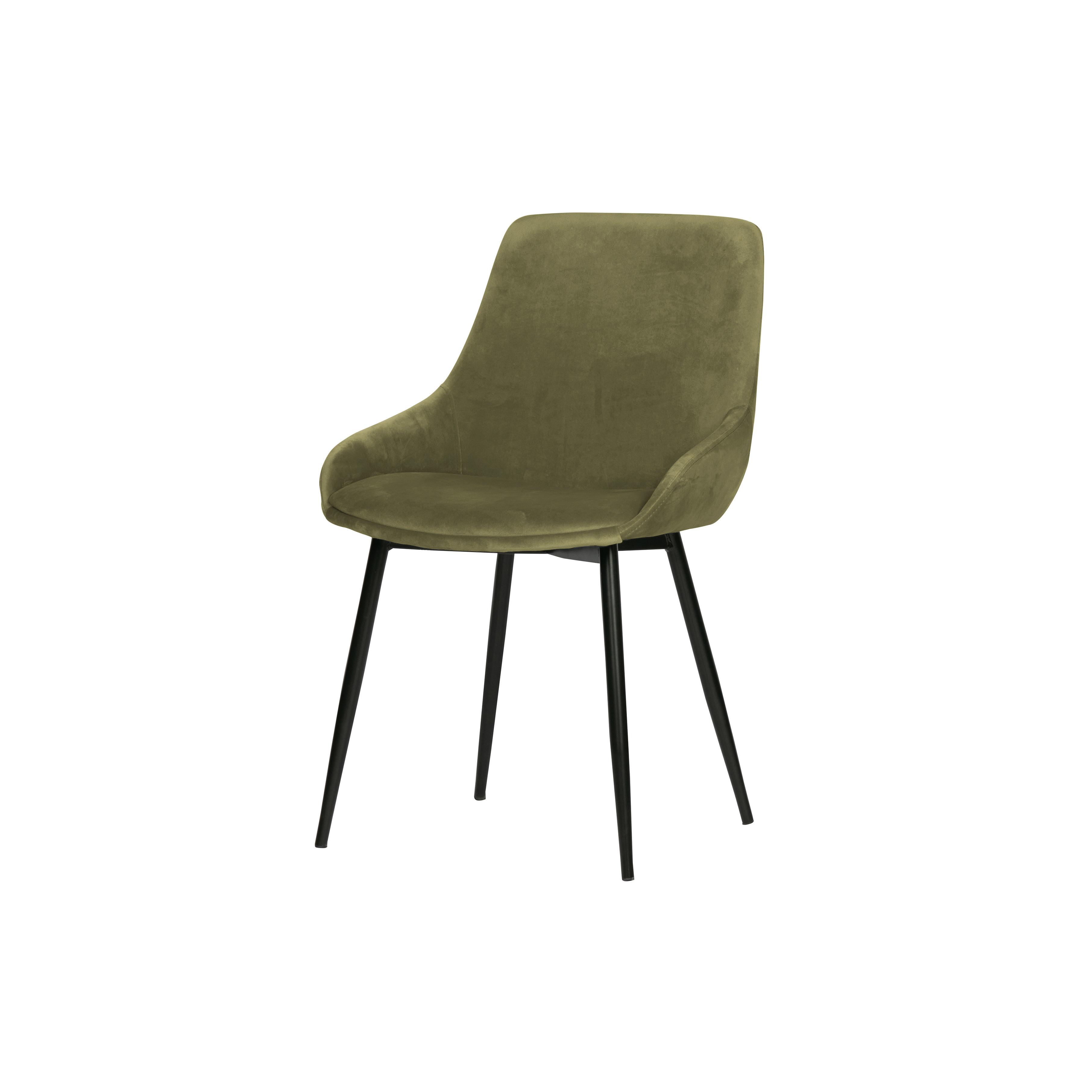 Dining Chair Selin | Grass Green