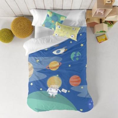 Duvet Cover 140 x 200 cm & Pillow 40 x 40 cm   Astronaut