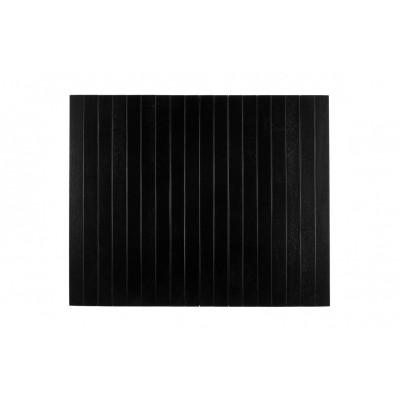 Flexible Armlehnenablage aus Holz XL | Schwarz