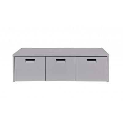 Aufbewahrungsbox | Grau