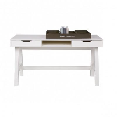 Nikki Schreibtisch | Weiß