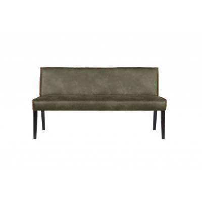 Diner Bench Rodeo | Army Green