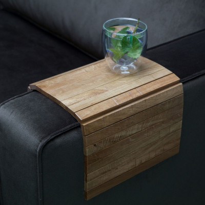 Flexible Holzschale Medium | Eiche