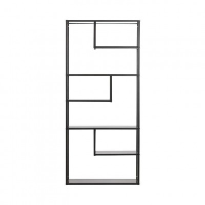 Kabinett Teun 85 cm | Schwarz