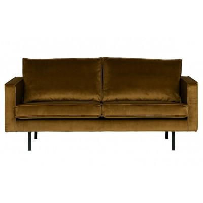 2,5er-Sofa Rodeo | Gelb