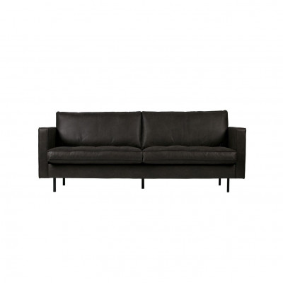 2,5 Seater Sofa Rodeo Classic | Black