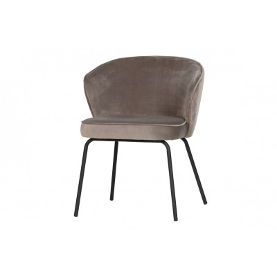 Chair Admit | Velvet Khaki