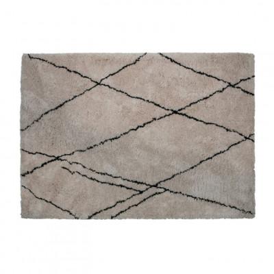 Teppich Cleo | Grau