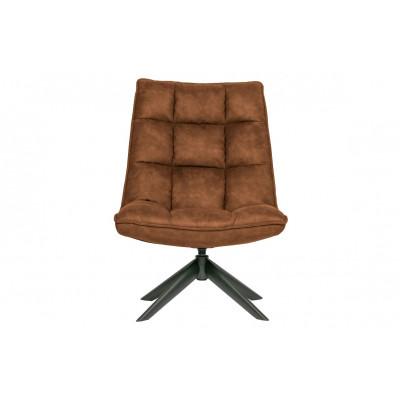 Swivel Chair Jouke | Cognac
