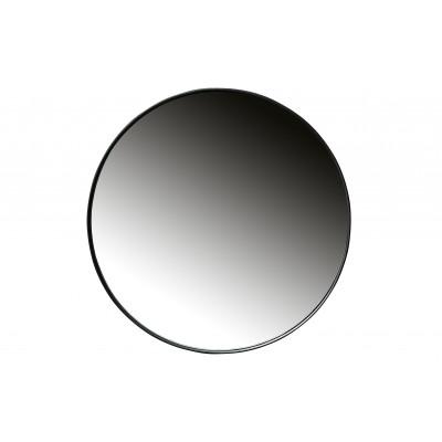 Spiegel Doutzen 80 cm | Metall | Schwarz