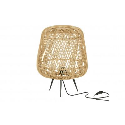 Tischlampe Moza Bambus | Natürlich