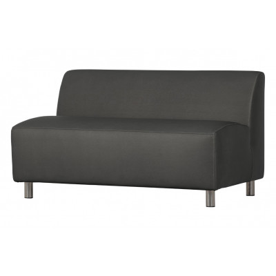 2-Sitzer-Sofa für Draußen Hollandia | Grau