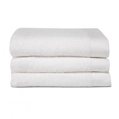 Bath Towel Pure White | Set of 3