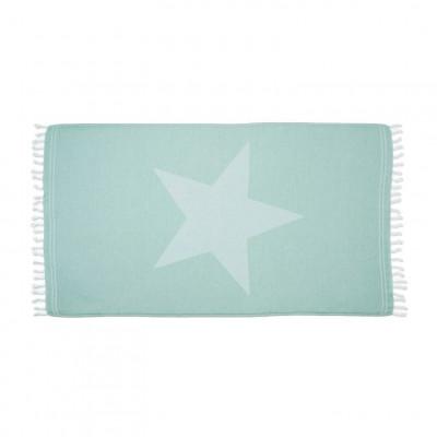 Hammam Cloth Asteris   Light Blue