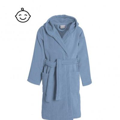 Bathrobe Pure for Kids | Blue