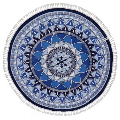 Roundie Tara   Blue