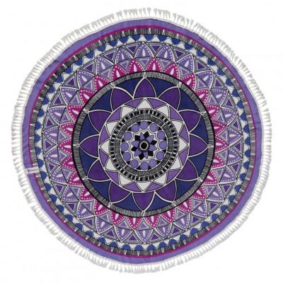 Roundie Tara   Purple