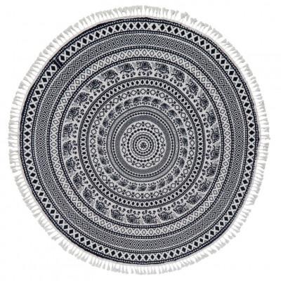 Roundie Goa Indian   Grey