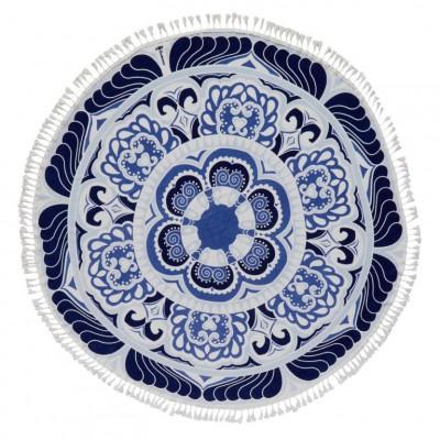 Roundie Carouse   Blue