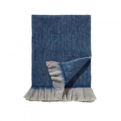 Plaid Sutherland 130 x 170 cm | Blau